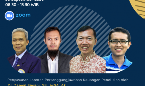 Webinar SPJ & RAB 30 September 2020